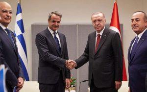 Πως αποτιμά η κυβέρνηση τη συνάντηση Μητσοτάκη - Ερντογάν   ΠΟΛΙΤΙΚΗ