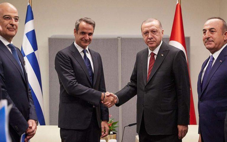 Πως αποτιμά η κυβέρνηση τη συνάντηση Μητσοτάκη – Ερντογάν | ΠΟΛΙΤΙΚΗ