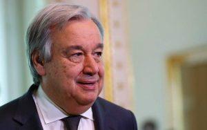 Σε Αντ. Γκουτέρες, Συμβούλιο Ασφαλείας οι ελληνικές θέσεις | ΠΟΛΙΤΙΚΗ
