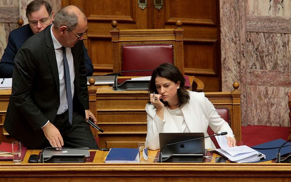 Βουλή: Αντιπαράθεση στη συζήτηση του νομοσχεδίου για τα πανεπιστήμια   ΠΟΛΙΤΙΚΗ